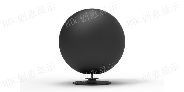上海HDCled球形屏幕预订,HDC球形屏弧形屏