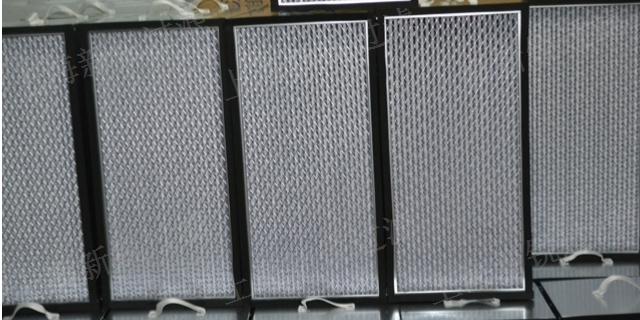 宿州通風系統高效過濾器 品牌過濾器 上海新銳過濾材料供應