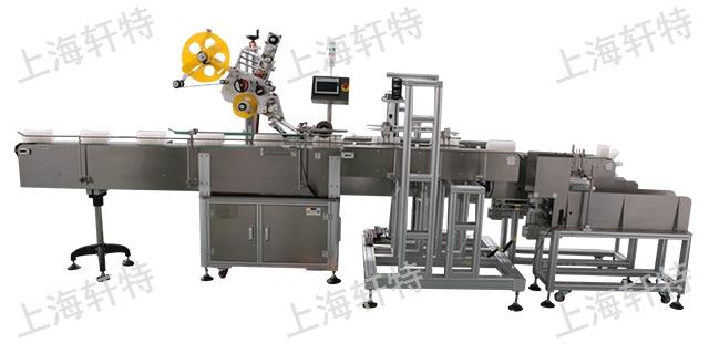 蘇州六角瓶貼標機 歡迎咨詢「上海軒特機械設備供應」