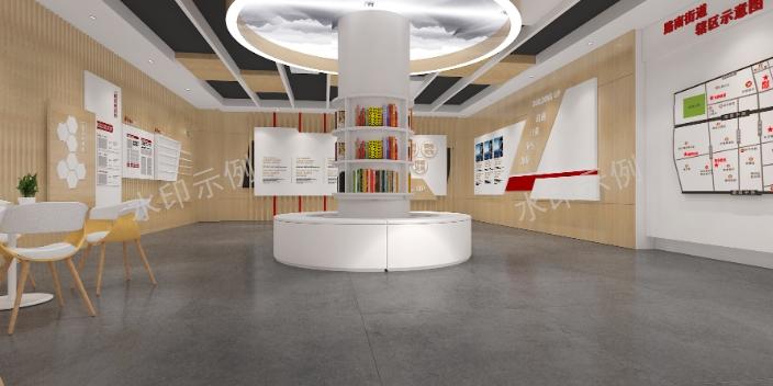 長寧區靠譜的黨建館一站式設計施工公司 值得信賴 上海軒轅展覽供應
