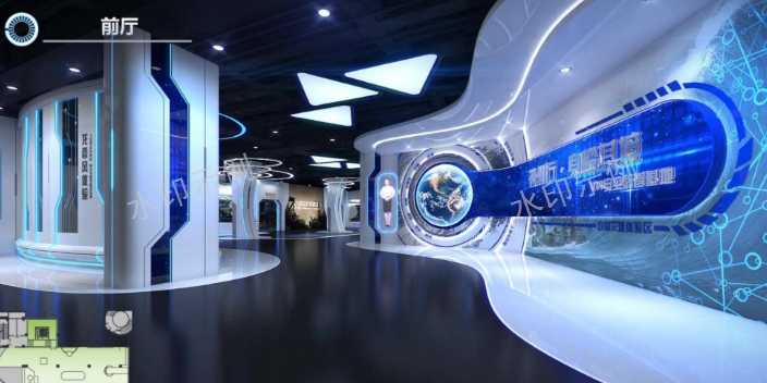 上海園區主題館承包 貼心服務 上海軒轅展覽供應