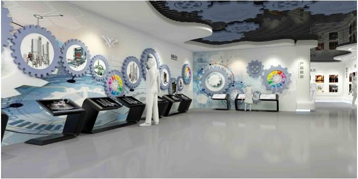 上海定制城市規劃館設計裝修 值得信賴 上海軒轅展覽供應