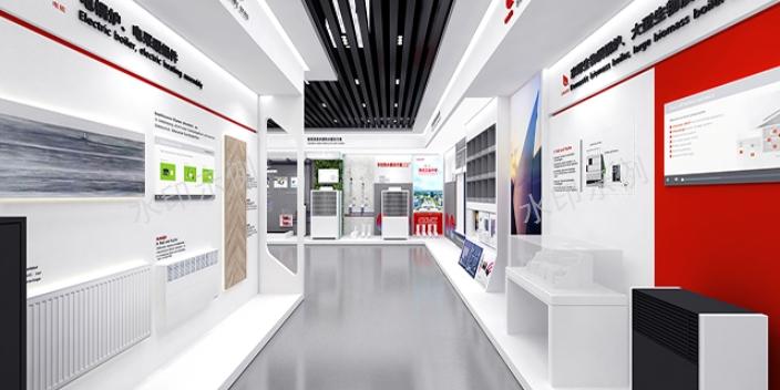 湖南特色企业展馆一站式设计施工公司,企业展馆