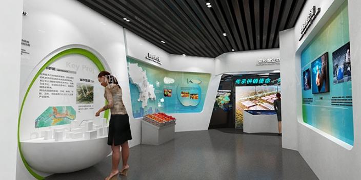 福建專業園區展示館設計施工一體化 值得信賴 上海軒轅展覽供應