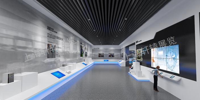 湖南新型企业展馆大概费用