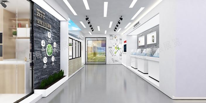 甘肃工业展览馆一站式设计施工