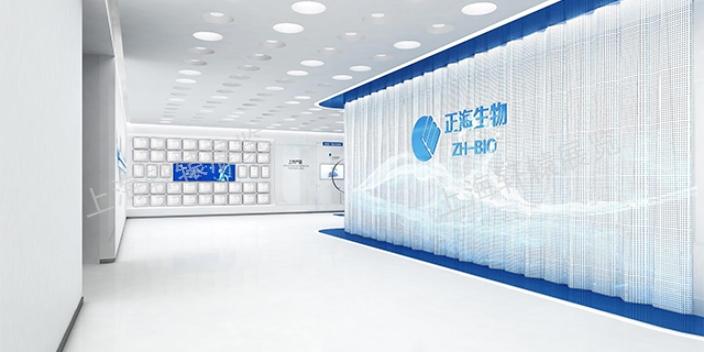 江西交互式园区展示馆规划公司
