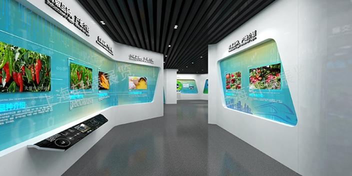 山东工业园区展示馆
