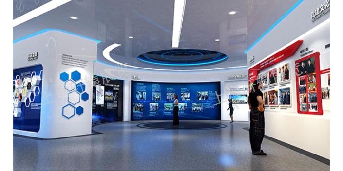 黑龙江体验式园区展示馆规划公司