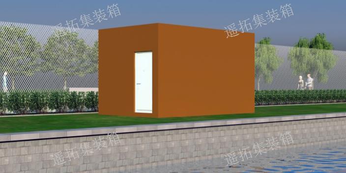 上海非标定制集装箱店铺设计 值得信赖 上海遥拓集装箱供应