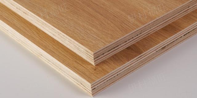 衣柜多层板贴面板厂「上海伊村福旺木业供应」