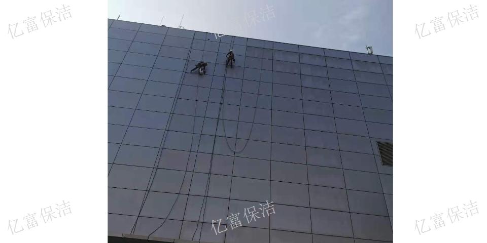 杭州高层外墙清洗
