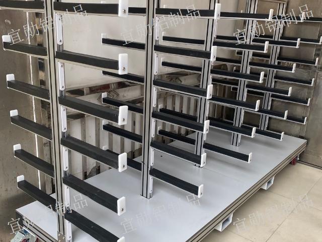 上海定制铝型材框架配送 欢迎来电 上海宜勋铝制品供应