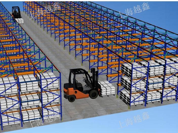 上海贯通式货架批发零售价,贯通式货架