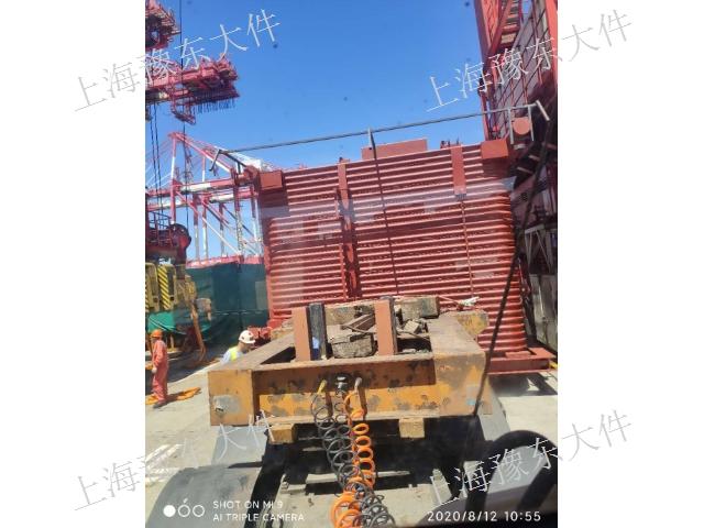 上海信息化大件运输公司报价 服务至上「上海豫东大件物流供应」