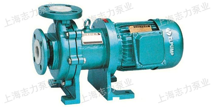 福州氟塑料離心化工泵 歡迎咨詢 上海志力泵業供應;