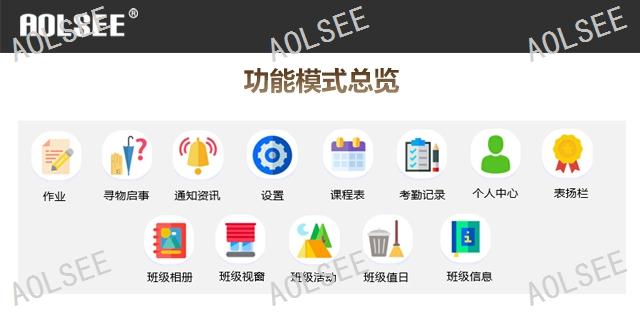 正规智慧电子班牌系统怎么用 诚信为本「上海中庚智能工程供应」