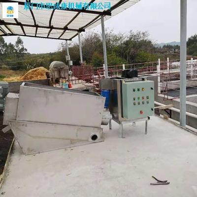 赣州叠螺式污泥压滤机价格 欢迎咨询 厦门市思成康机械供应