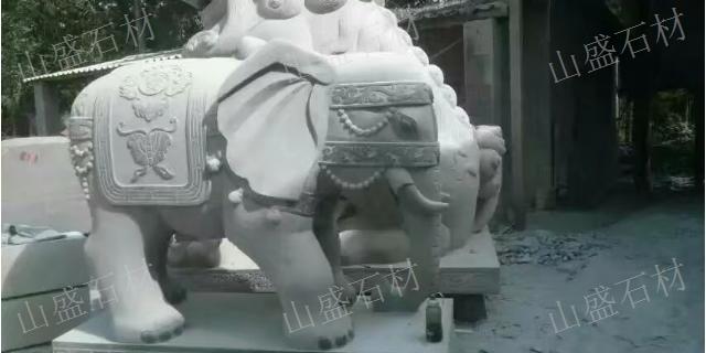 福建麒麟石雕