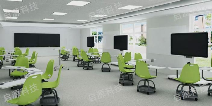 编程教室前景「山西启源科技供应」