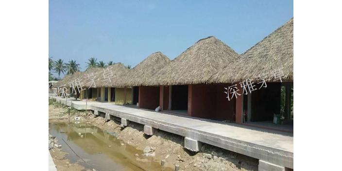 贵州人造茅草屋顶销售厂家
