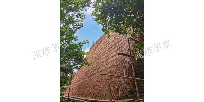 广东景区茅草屋顶要多少钱