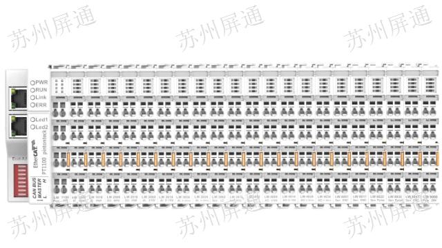 江苏ETHERCAT远程IO终生维护 值得信赖「苏州屏通电气科技供应」