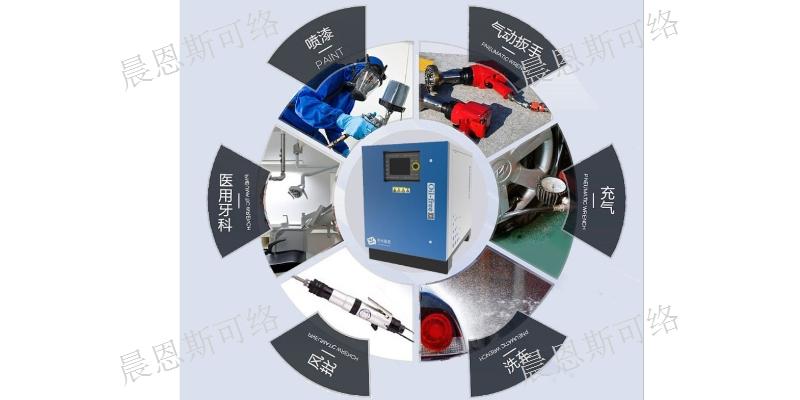 江门工业新能源空压机多少钱 苏州晨恩斯可络压缩机供应