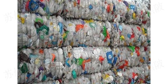 再生塑料回收价格常熟市