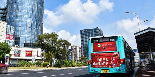 相城区是什么公交广告选择