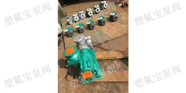 湖南衬氟塑料磁力泵,磁力泵