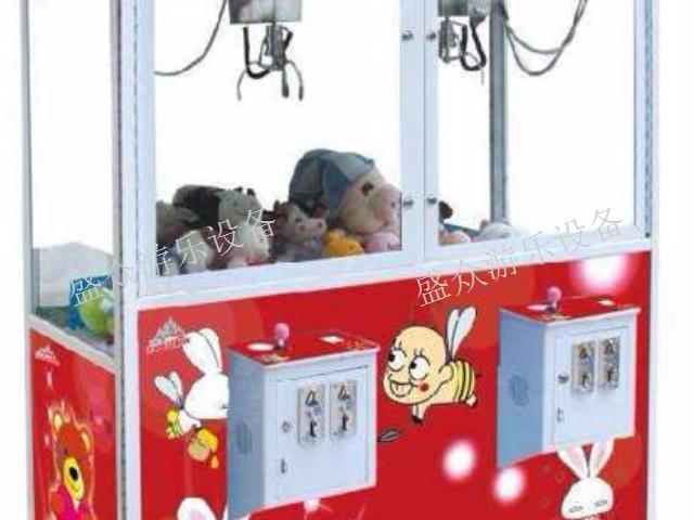 全透明娃娃机技巧「上海盛众游乐设备供应」