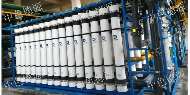河南外压式中空纤维超滤膜水处理,中空纤维超滤膜