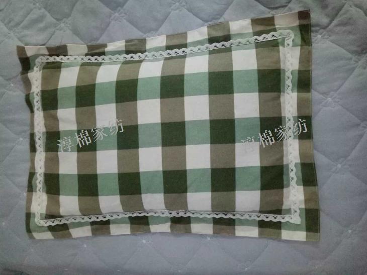 喀什家紡枕頭「高密淳棉家紡供應」
