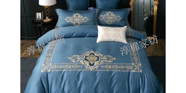 江苏纯棉老粗布床上用品哪里卖 高密淳棉家纺供应
