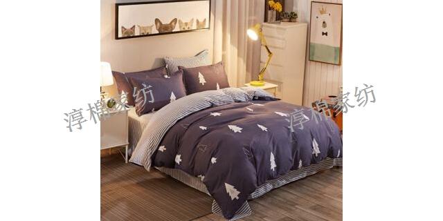 内蒙古帆布床上用品出售 高密淳棉家纺供应