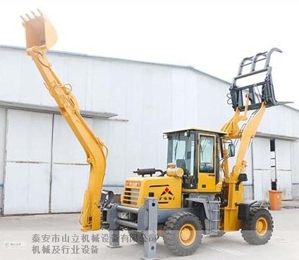 江西成工两头忙 泰安市山立机械设备供应