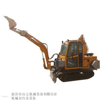 甘肃液压挖机 泰安市山立机械设备供应