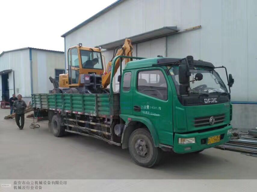 内蒙古钩机直供 泰安市山立机械设备供应