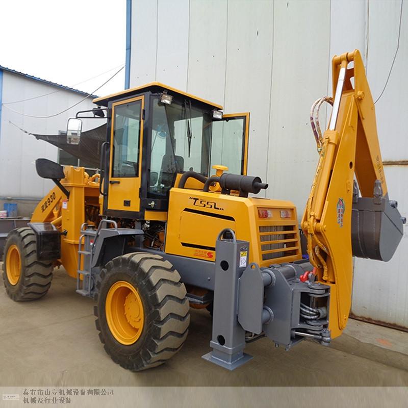 新疆步履装载机 泰安市山立机械设备供应