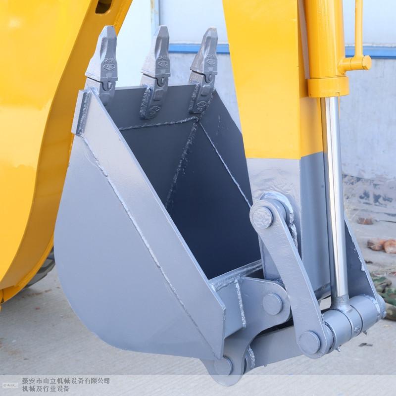 抚州履带装载机 泰安市山立机械设备供应
