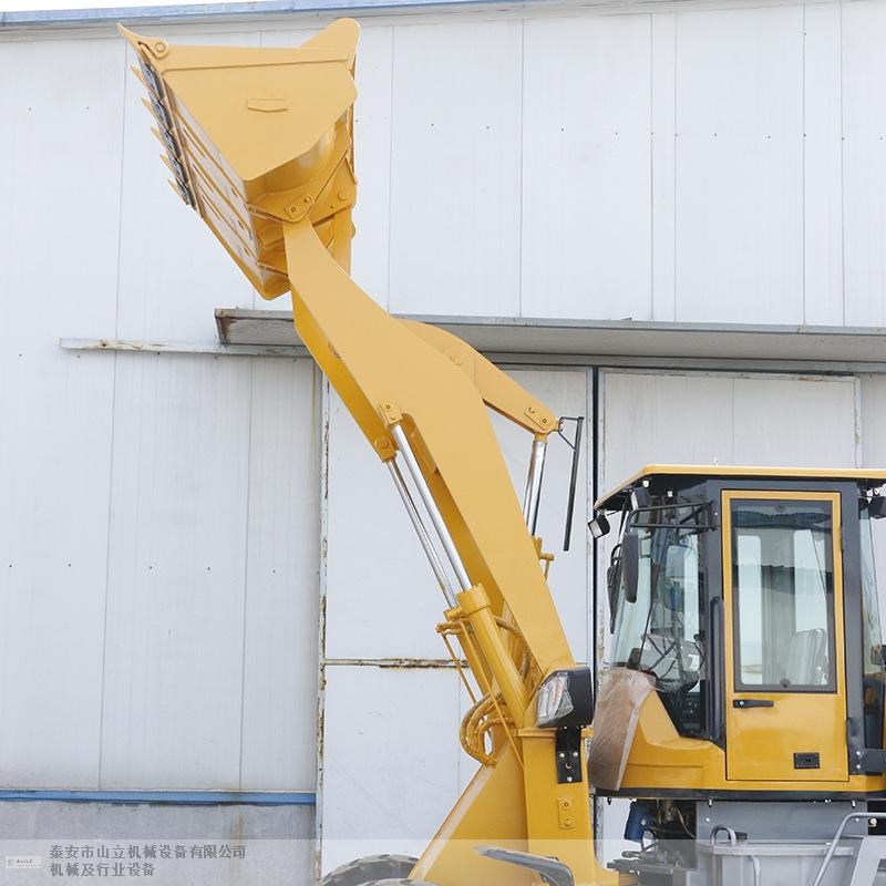 内蒙古玉柴装载机 泰安市山立机械设备供应