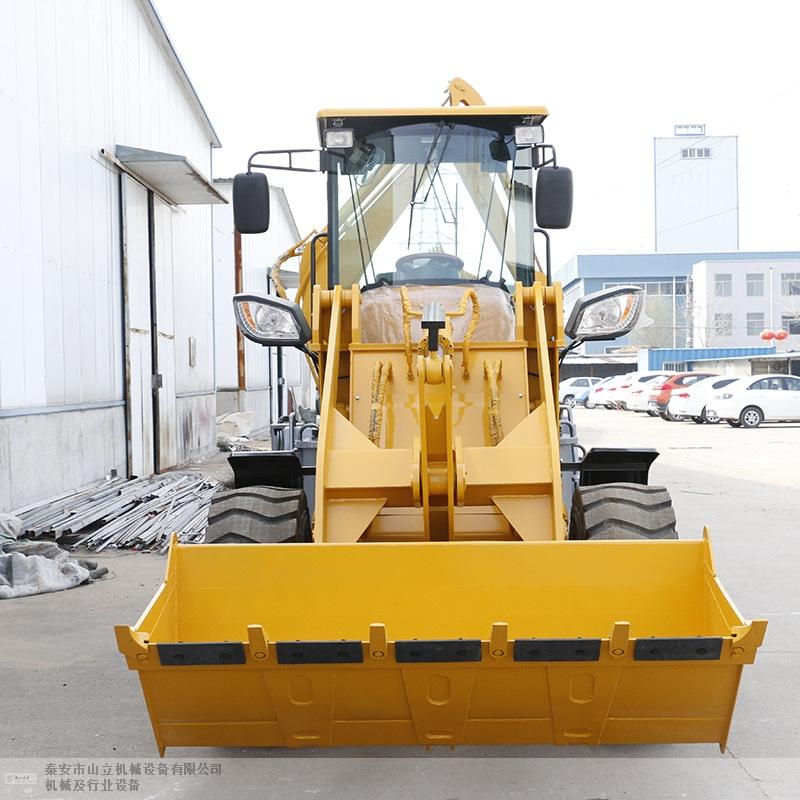 鄂尔多斯装载机怎么样 泰安市山立机械设备供应