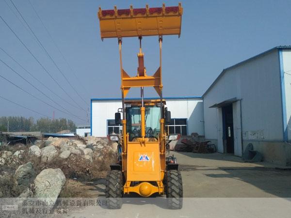 通辽铰接装载机 泰安市山立机械设备供应