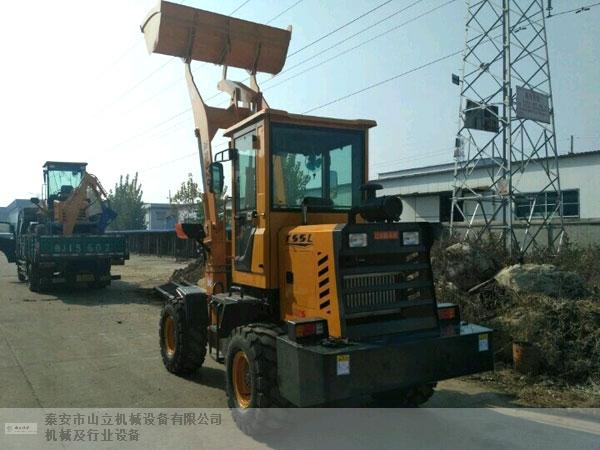 江西回转装载机 泰安市山立机械设备供应