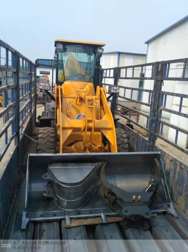 山西神钢两头忙 泰安市山立机械设备供应