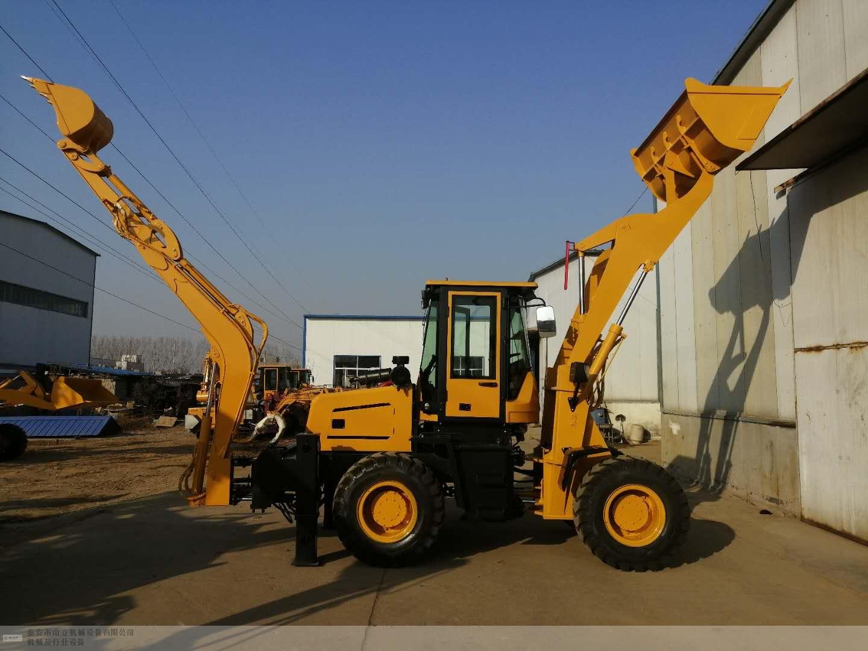 海南中联重科两头忙 泰安市山立机械设备供应