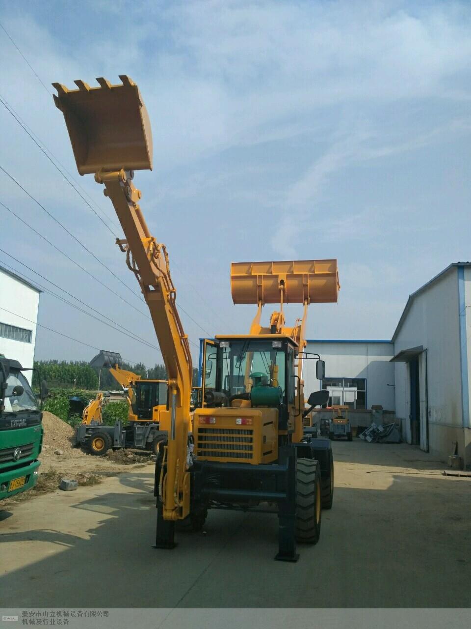 江西新型铲挖一体机 泰安市山立机械设备供应