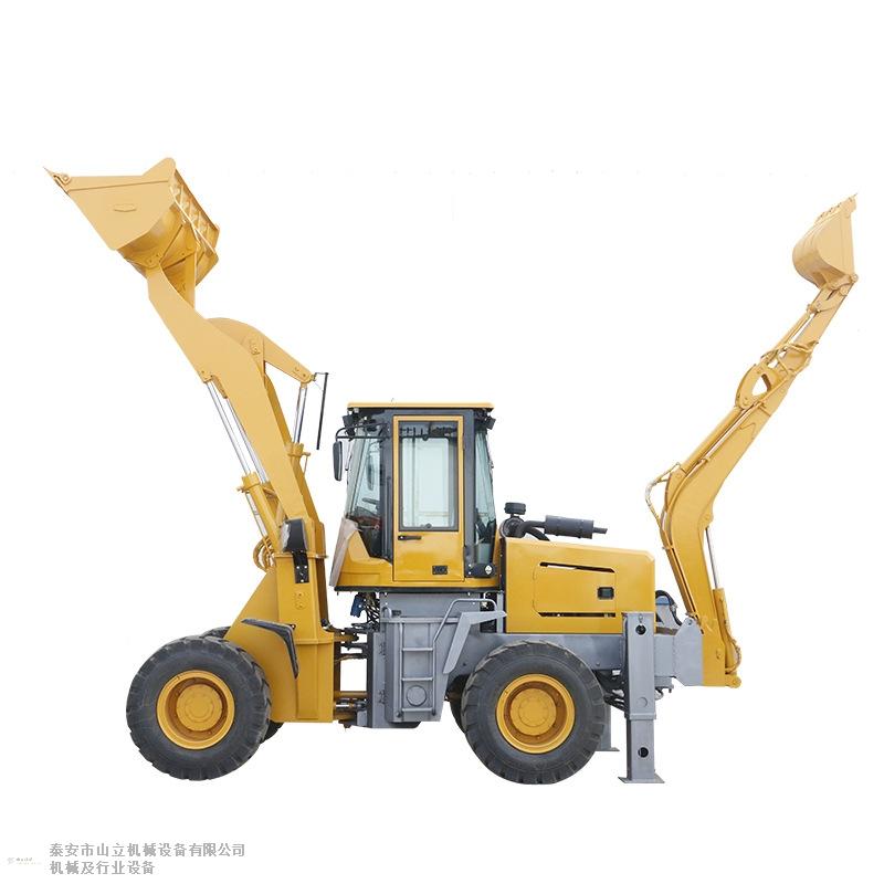 上饶无尾铲挖一体机 泰安市山立机械设备供应