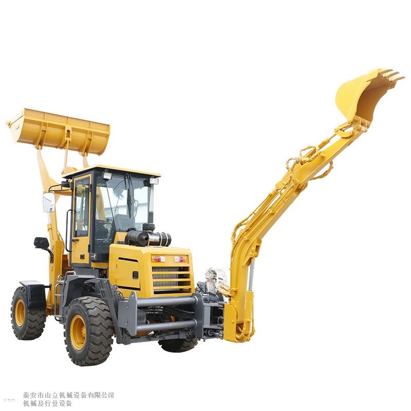 海南州铲挖一体机怎么样 泰安市山立机械设备供应